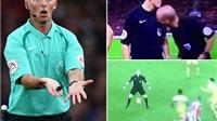 7 trò lố trong sự nghiệp của trọng tài 'thiên vị Man United' Mike Dean