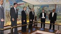 Bảo tàng ế khách bán tượng của 44 Tổng thống Mỹ