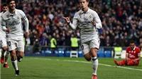 Real Madrid 3-0 Sevilla: James Rodriguez tỏa sáng rực rỡ