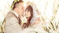 Ngắm bộ ảnh cưới 'bản full' của Trấn Thành, Hari Won