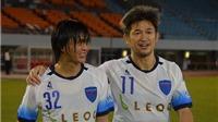Tuấn Anh tạm biệt Yokohama FC, chúc đội bóng cũ thăng hạng J.League 1