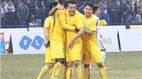 FLC Thanh Hóa giành ngôi đầu với cựu HLV từng đoạt Cup C1 châu Âu