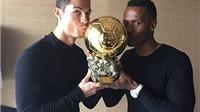 Ronaldo gây bất ngờ với người bạn vô danh ở đội hạng hai Anh