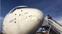 Máy bay Boeing 737 chở 86 người bị UAV đâm vào khi đang hạ cánh
