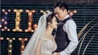 Ngắm ảnh cưới Hoa hậu Thu Ngân với Chủ tịch CLB FLC Thanh Hóa