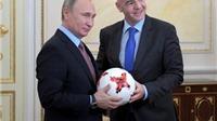 Nga đối mặt nguy cơ bị loại khỏi World Cup 2018