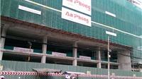 TP.HCM tạm dừng thi công công trình trung tâm thương mại bị sập giàn giáo