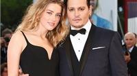 Amber Heard hạnh phúc vì cuối cùng cũng ly dị xong với Johnny Depp
