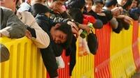 Khủng khiếp: Biển người Trung Quốc di cư về quê ăn Tết