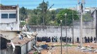 Lại bạo loạn tại nhà tù Brazil, ít nhất 26 phạm nhân thiệt mạng