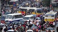 Trông đợi các chuyên gia nước ngoài để 'cứu' giao thông Hà Nội