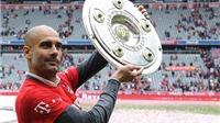 Pep Guardiola đang nhớ những ngày tươi đẹp ở Bundesliga