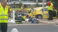 3 người chết và 20 người bị thương trong một tai nạn thảm khốc ở Australian Open
