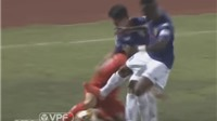 Cựu trọng tài FIFA Đinh Văn Dũng: 'Samson cố tình triệt hạ đối phương'