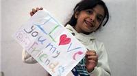 CẢM ĐỘNG bức thư của bé gái Syria 7 tuổi gửi Tổng thống Mỹ Donald Trump