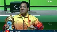 Sau 6 năm, lực sĩ vô địch Paralympic mới được về quê ăn Tết