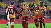 Podolski ghi 5 bàn trong một trận đấu khiến CĐV Arsenal phát cuồng