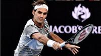 Fan 'điên đảo' trước sự kỳ diệu bất tận của Roger Federer