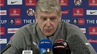Arsene Wenger: 'Xhaka tắc bóng dở, tốt nhất là không nên sử dụng'