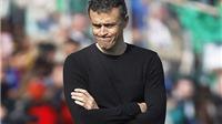 Luis Enrique: Trọng tài cần được... giúp đỡ