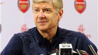 Wenger khẳng định Arsenal đang có hàng công hay nhất trong lịch sử