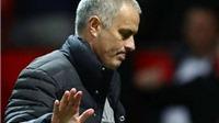 Mourinho: 'Tôi bị đối xử khác biệt với các HLV khác'