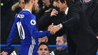 CẬP NHẬT tin sáng 3/2: Hazard công khai chê Mourinho. Cameroon vào Chung kết CAN