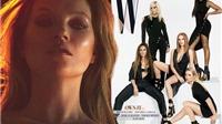 Kate Moss vẫn hoàn hảo trong bức ảnh khỏa thân tuổi tứ tuần