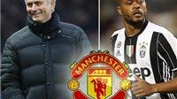 Patrice Evra không thể về Man United do có kẻ 'phá hoại'