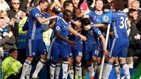 Chelsea 3-1 Arsenal: Chelsea thắng thuyết phục, tạm thời tạo khoảng cách 12 điểm
