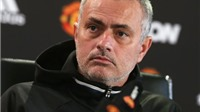 Mourinho thừa nhận 'Man United không thể vô địch Premier League mùa này'