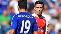 10 KHOẢNH KHẮC Diego Costa khiến fan Arsenal 'tức lộn ruột'