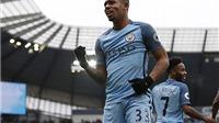 Man City 2-1 Swansea: Jesus lập cú đúp, Man City đẩy Arsenal xuống thứ 4