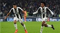 Juventus 1-0 Inter: Cuadrado lập siêu phẩm sút xa. Inter tố trọng tài từ chối 2 quả 11m