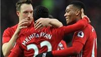 CẬP NHẬT tin sáng 6/2: Man United thắng dễ. Juventus vẫn 'vô đối'. Cameroon vô địch CAN 2017