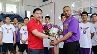 CLB bóng rổ Ho Chi Minh City Wings có HLV mới