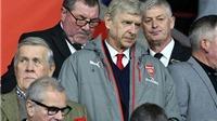 CẬP NHẬT tin tối 6/2: Nhà vô địch EURO sang Trung Quốc thi đấu. Wenger thừa nhận Arsenal khó giành Premier League