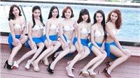 27 Người đẹp Kinh Bắc 'khoe dáng' với bikini