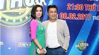 Cặp 'tình nhân màn ảnh' Lý Hùng, Việt Trinh tái ngộ trong 'Cặp đôi hài hước'