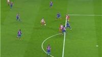 TRANH CÃI: Barca vào chung kết nhờ Atletico bị tước oan một bàn thắng