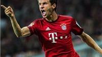 Mueller mất phong độ: Sẽ là Rooney của Bayern Munich?