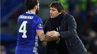 5 ngôi sao Chelsea có thể mất chỗ vì tham vọng của Antonio Conte