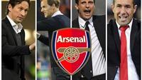 Bốn ứng cử viên có thể thay thế Wenger tiếp quản chiếc ghế nóng ở Arsenal