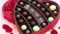 'Update' phong trào chocolate tươi nhập khẩu làm quà Valentine