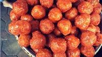 Những món ăn vặt siêu 'hot' thu hút giới trẻ Hà Nội