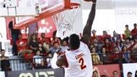 Saigon Heat áp sát TOP 4 giải bóng rổ nhà nghề Đông Nam Á