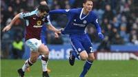 ĐIỂM NHẤN Burnley 1-1 Chelsea: Brady 'ám ảnh' Conte. Mất điểm chưa phải là thảm họa với Chelsea