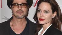 Brad Pitt & Angelina Jolie tạm ngưng mọi thủ tục ly hôn