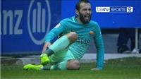 NÓNG: Barca được phép chiêu mộ thêm cầu thủ vì chấn thương của Aleix Vidal