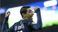 Di Maria thăng hoa trước Barca, CĐV Man United chỉ trích Van Gaal